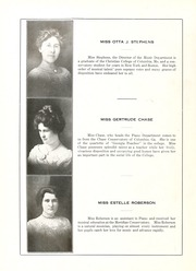 Page 16, 1913 Edition, William Carey College - Crusader / Pine Burr Yearbook (Hattiesburg, MS) online yearbook collection