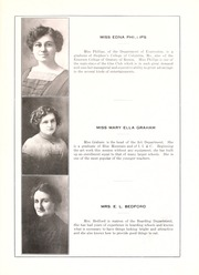 Page 17, 1913 Edition, William Carey College - Crusader / Pine Burr Yearbook (Hattiesburg, MS) online yearbook collection