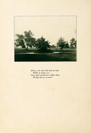 Page 14, 1921 Edition, William Carey College - Crusader / Pine Burr Yearbook (Hattiesburg, MS) online yearbook collection