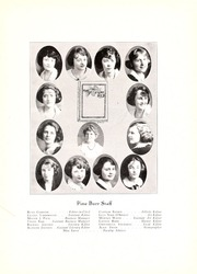 Page 13, 1923 Edition, William Carey College - Crusader / Pine Burr Yearbook (Hattiesburg, MS) online yearbook collection