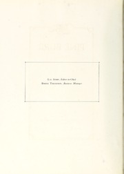 Page 6, 1926 Edition, William Carey College - Crusader / Pine Burr Yearbook (Hattiesburg, MS) online yearbook collection