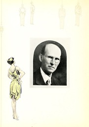 Page 10, 1929 Edition, William Carey College - Crusader / Pine Burr Yearbook (Hattiesburg, MS) online yearbook collection