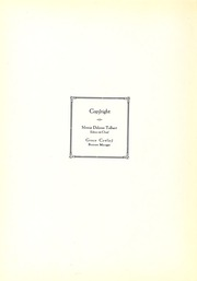 Page 8, 1929 Edition, William Carey College - Crusader / Pine Burr Yearbook (Hattiesburg, MS) online yearbook collection