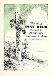 Page 5, 1931 Edition, William Carey College - Crusader / Pine Burr Yearbook (Hattiesburg, MS) online yearbook collection