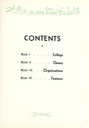 Page 7, 1931 Edition, William Carey College - Crusader / Pine Burr Yearbook (Hattiesburg, MS) online yearbook collection