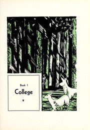 Page 9, 1931 Edition, William Carey College - Crusader / Pine Burr Yearbook (Hattiesburg, MS) online yearbook collection