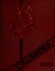 William Carey College - Crusader / Pine Burr Yearbook (Hattiesburg, MS) online yearbook collection, 1956 Edition, Page 1