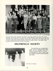 Page 106, 1959 Edition, William Carey College - Crusader / Pine Burr Yearbook (Hattiesburg, MS) online yearbook collection