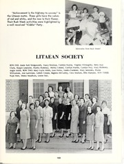 Page 107, 1959 Edition, William Carey College - Crusader / Pine Burr Yearbook (Hattiesburg, MS) online yearbook collection