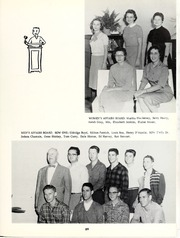 Page 93, 1959 Edition, William Carey College - Crusader / Pine Burr Yearbook (Hattiesburg, MS) online yearbook collection