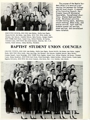 Page 94, 1959 Edition, William Carey College - Crusader / Pine Burr Yearbook (Hattiesburg, MS) online yearbook collection
