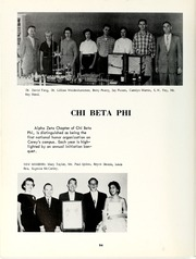 Page 98, 1959 Edition, William Carey College - Crusader / Pine Burr Yearbook (Hattiesburg, MS) online yearbook collection