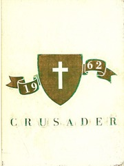 William Carey College - Crusader / Pine Burr Yearbook (Hattiesburg, MS) online yearbook collection, 1962 Edition, Page 1