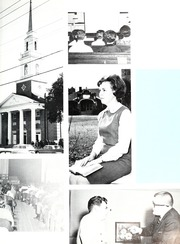Page 11, 1966 Edition, William Carey College - Crusader / Pine Burr Yearbook (Hattiesburg, MS) online yearbook collection