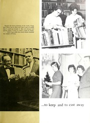 Page 13, 1967 Edition, William Carey College - Crusader / Pine Burr Yearbook (Hattiesburg, MS) online yearbook collection
