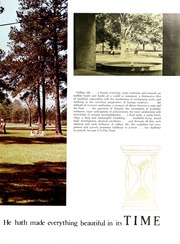 Page 17, 1967 Edition, William Carey College - Crusader / Pine Burr Yearbook (Hattiesburg, MS) online yearbook collection