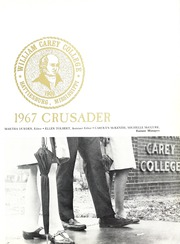 Page 5, 1967 Edition, William Carey College - Crusader / Pine Burr Yearbook (Hattiesburg, MS) online yearbook collection