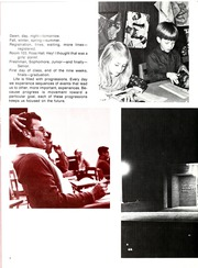 Page 10, 1974 Edition, William Carey College - Crusader / Pine Burr Yearbook (Hattiesburg, MS) online yearbook collection