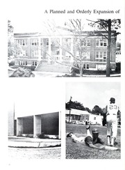 Page 16, 1981 Edition, William Carey College - Crusader / Pine Burr Yearbook (Hattiesburg, MS) online yearbook collection