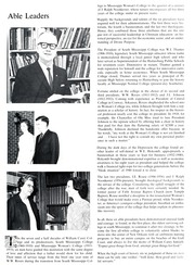 Page 9, 1981 Edition, William Carey College - Crusader / Pine Burr Yearbook (Hattiesburg, MS) online yearbook collection
