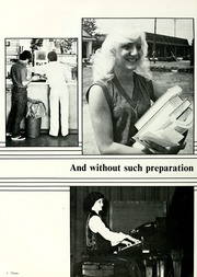 Page 12, 1982 Edition, William Carey College - Crusader / Pine Burr Yearbook (Hattiesburg, MS) online yearbook collection