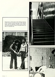 Page 16, 1982 Edition, William Carey College - Crusader / Pine Burr Yearbook (Hattiesburg, MS) online yearbook collection