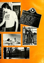 Page 7, 1982 Edition, William Carey College - Crusader / Pine Burr Yearbook (Hattiesburg, MS) online yearbook collection