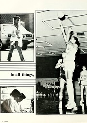 Page 8, 1982 Edition, William Carey College - Crusader / Pine Burr Yearbook (Hattiesburg, MS) online yearbook collection