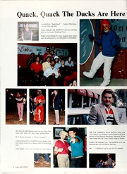 Page 12, 1984 Edition, William Carey College - Crusader / Pine Burr Yearbook (Hattiesburg, MS) online yearbook collection