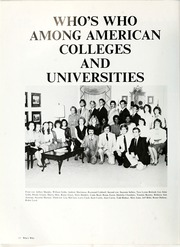 Page 16, 1984 Edition, William Carey College - Crusader / Pine Burr Yearbook (Hattiesburg, MS) online yearbook collection