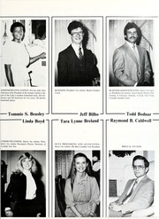 Page 17, 1984 Edition, William Carey College - Crusader / Pine Burr Yearbook (Hattiesburg, MS) online yearbook collection