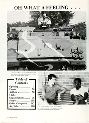 Page 6, 1984 Edition, William Carey College - Crusader / Pine Burr Yearbook (Hattiesburg, MS) online yearbook collection