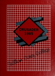 1985 Edition, William Carey College - Crusader / Pine Burr Yearbook (Hattiesburg, MS)