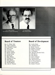 Page 15, 1988 Edition, William Carey College - Crusader / Pine Burr Yearbook (Hattiesburg, MS) online yearbook collection