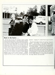 Page 8, 1988 Edition, William Carey College - Crusader / Pine Burr Yearbook (Hattiesburg, MS) online yearbook collection