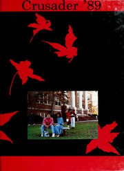 1989 Edition, William Carey College - Crusader / Pine Burr Yearbook (Hattiesburg, MS)