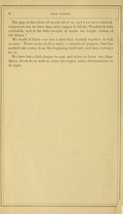 Page 10, 1869 Edition, University of Massachusetts Amherst - Index Yearbook (Amherst, MA) online yearbook collection