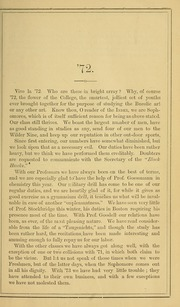 Page 11, 1869 Edition, University of Massachusetts Amherst - Index Yearbook (Amherst, MA) online yearbook collection