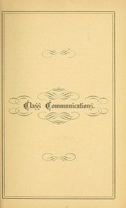 Page 15, 1879 Edition, University of Massachusetts Amherst - Index Yearbook (Amherst, MA) online yearbook collection