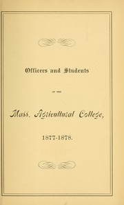 Page 25, 1879 Edition, University of Massachusetts Amherst - Index Yearbook (Amherst, MA) online yearbook collection
