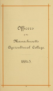 Page 25, 1886 Edition, University of Massachusetts Amherst - Index Yearbook (Amherst, MA) online yearbook collection