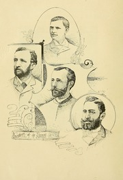 Page 16, 1893 Edition, University of Massachusetts Amherst - Index Yearbook (Amherst, MA) online yearbook collection