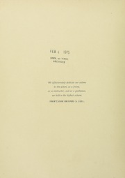 Page 10, 1901 Edition, University of Massachusetts Amherst - Index Yearbook (Amherst, MA) online yearbook collection