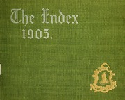 Page 1, 1905 Edition, University of Massachusetts Amherst - Index Yearbook (Amherst, MA) online yearbook collection
