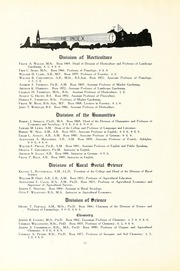 Page 16, 1919 Edition, University of Massachusetts Amherst - Index Yearbook (Amherst, MA) online yearbook collection