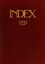 University of Massachusetts Amherst - Index Yearbook (Amherst, MA) online yearbook collection, 1921 Edition, Page 1