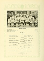Page 180, 1921 Edition, University of Massachusetts Amherst - Index Yearbook (Amherst, MA) online yearbook collection