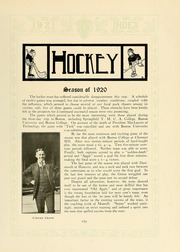Page 183, 1921 Edition, University of Massachusetts Amherst - Index Yearbook (Amherst, MA) online yearbook collection
