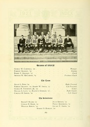Page 186, 1921 Edition, University of Massachusetts Amherst - Index Yearbook (Amherst, MA) online yearbook collection