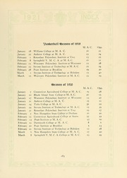 Page 187, 1921 Edition, University of Massachusetts Amherst - Index Yearbook (Amherst, MA) online yearbook collection